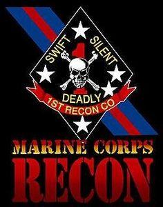 Usmc Recon, Marine Recon, Us Marine Corps, Military Veterans, Military Life, Military Art, Patriotic Images, Once A Marine, Us Marines