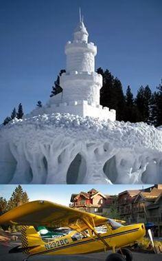 mccall idaho | Winter Carnival + Backcountry Aviation, McCall Idaho