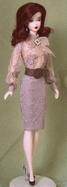 Silkstone Barbie Parisienne Pretty