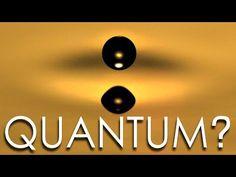 Pilot Wave Theory Video Will Make You Totally Rethink Quantum Mechanics | Nerdist
