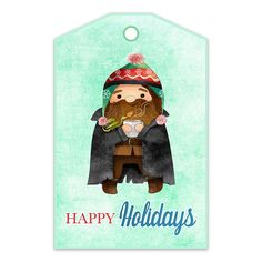 Come on in and snatch up your Free Printable Harry Potter Christmas Tags. They will look totally magical on your special presents! Enjoy!