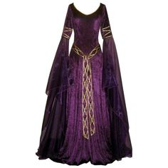 Images ❤ liked on Polyvore featuring dresses, medieval, gowns and costumes