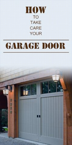 Garage Door Repair Take a Look at Security and Safety