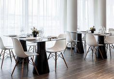 L'Envol Restaurant, AC Hotel Paris Le Bourget Airport #Paris