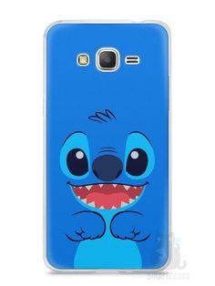 Capa Samsung Gran Prime Stitch #1 - SmartCases - Acessórios para celulares e tablets :)