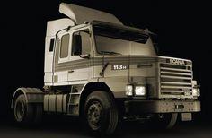 Scania T 113H 360 Antiga