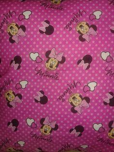 Minnie Mouse pillow #minniemouse #pillow #bellaslittlebowtique #forsale