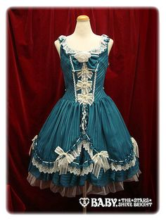 some idiot thinks this is a vintage dress >_>