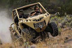 RPAMS Can Am Commander SXS Tactical (Video)