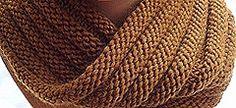 Bop Basics Inspired Thick Knit Loop