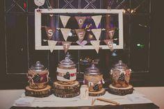Inspiração: Decoração rústica   Blog do Casamento - O blog da noiva criativa!   Decoração - http://www.blogdocasamento.com.br/cerimonia-festa-casamento/decoracao-festa-igreja/decoracao-rustica/