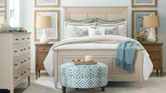 bedroom white furniture decorating ideas bassett furniture commonwealth bed set