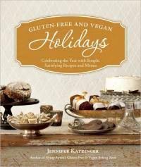 gluten-free, vegan holiday cookbook