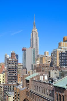 Empire State Building by day