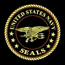 US Navy Seals. The special ops we send in for high risk tasks. Thank you for your service - Andrew Jackson Us Navy Seals, Special Ops, Special Forces, Pitbull, Seal Logo, Support Our Troops, United States Navy, Military Life, Usmc