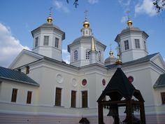 Monastère de la Sainte Croix - Nijny-Novgorod