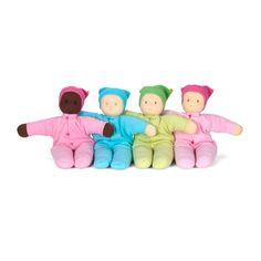 Nova Natural Toys & Crafts - cuddle doll