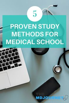 Want to learn how to study in medical school? Check out these top 5 study methods for med school! Are you med student looking on how to study? If so check out this post on effective study methods for medical school! Med Student, Student Studying, Student Life, Online Nursing Schools, Nursing Jobs, Nursing Scrubs, Icu Nursing, Nursing Degree, Pa School
