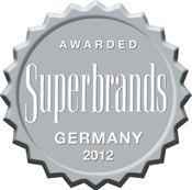 """Carglass® wurde – als einziger Fahrzeugglasspezialist – als """"Superbrand 2012"""" ausgezeichnet!"""