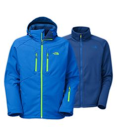 MEN'S APEX STORM PEAK TRICLIMATE® JACKET | United States