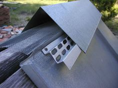 ridge vents for metal roofs - Google Search