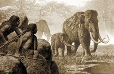Caçadores de mamutes eram mais altos que os outros humanos