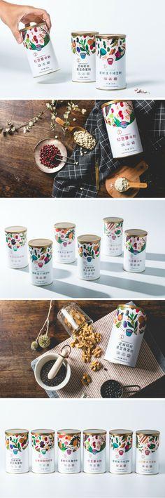 XianMoFang Grain Powder packaging by NIO NI