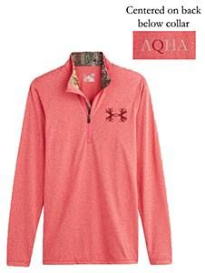 The perfect pull-over for the guy in your life this Valentine's Day :) #underarmour #ootd #aqha #mens