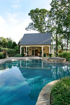 Swimming Pool Cabana Ideas best 20 pool house shed ideas on pinterest Summer Cottage House Plans Swimming Pool Design Ideas Pictures Remodel And Decor