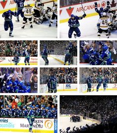 One year ago today, Maxim Lapierre scored the only goal in the game to give the canucks a 3-2 lead in the finals.   oh, the memories. ♥ #canucks