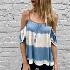 """Steal the show with our newest tie dye top """"Miles Away"""" tie dye top ($46)  FREE SHIPPING  Sanitystyle.com 440.893.9279 sales@sanitystyle.com  to order or shop in store    #sanitystyle #sanitychagrinfalls #shoplocal #chagrinfalls #shopchagrinfalls #boutique #freeshipping #cleveland #clevelandfashion #clevelandstyle #style #shop #cle #thisiscle #love #selloninsta #instasale #fashionpost #beautiful #picoftheday #shopping #shopaholic #retailtherapy #instaboutique #spring #springstyle…"""