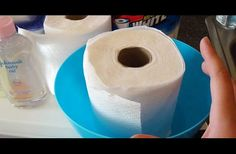 WATCH: She Cuts Paper Towels In Half And Soaks Them. I Thought She Was Crazy Until I Saw The End.