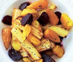 Honey roasted root vegetables | ASDA Recipes