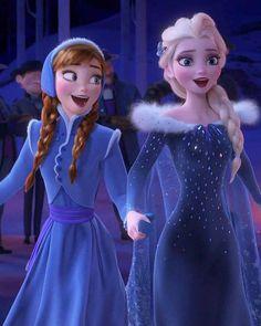 Anna sur Instagram: Have a nice weekend ❤ #Anna #Elsa #Disney #Frozen #Frozen2 #olafsfrozenadventure Olaf Frozen, Disney Frozen, Frozen Sisters, Frozen Christmas, Nice Weekend, Elsa, Adventure, Disney Princess, Instagram