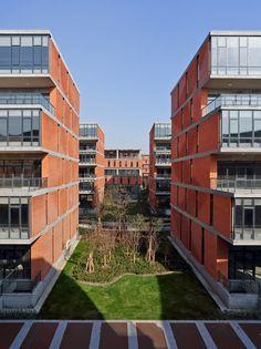 Songjiang Art Campus,Courtesy of Archi-Union Architects