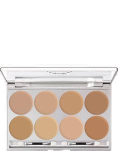 Ultra Foundation Palette 8 Colori | Kryolan - Professional Make-up