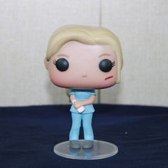 Custom Funko Pop! of The Walking Dead's Beth Greene by SpasticCustoms on Etsy https://www.etsy.com/listing/245186859/custom-funko-pop-of-the-walking-deads
