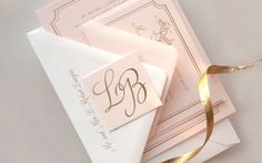blush pink and gold wedding | The Beautiful Blush Pink and Gold Wedding Palette