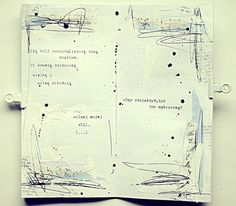 @Lauri Johnston - love the typewriter and different textures.