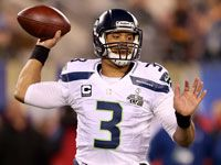Pete Carroll on Russell Wilson: 'He's just developing'