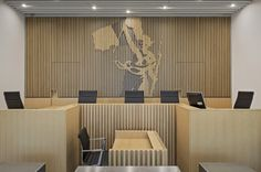 New courts palace Caen Interior 1_archphoto © inc be baumschlager eberle