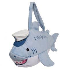 Shark Snuggle Duffle