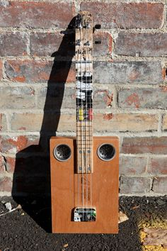 Ukulele-Cigar box