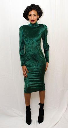 29b8a84b83 LONG SLEEVE TURTLENECK DRESS Long Sleeve Turtleneck Dress