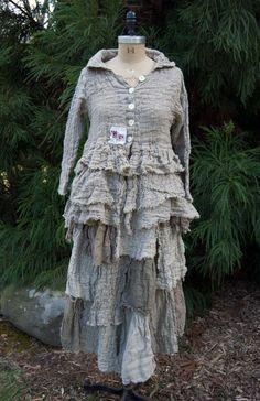 Magnolia Pearl Linen Juniper Pearl Skirt $398