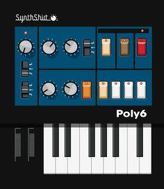 SynthShirt.1.0 on Behance