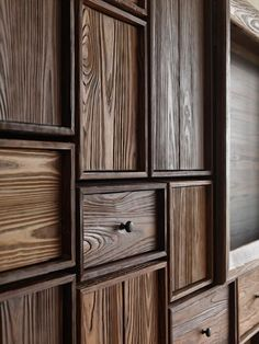 wood wall paneled design / the material of design furniture Wood Panel Walls, Wood Paneling, Wood Wall, Wooden Furniture, Furniture Design, Furniture Plans, Kids Furniture, Wall Panel Design, Joinery Details