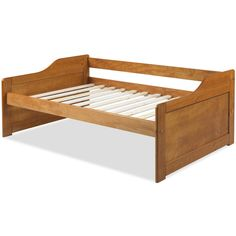 $221.99 Palace Imports Rio 100-percent Solid Wood Twin Size Day Bed