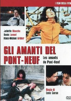 Gli Amanti Del Pont-Neuf (SE) (Dvd+Booklet): Amazon.it: Juliette Binoche, Denis…