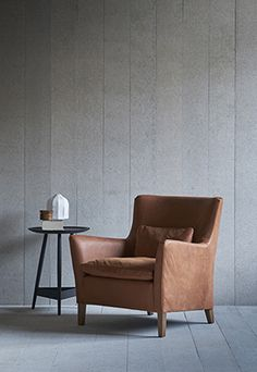 Brody low back armchair from Pinch